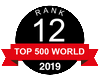 Rank 12 of TOP 500 Word 2019