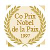 Co Prix Nobel de la Paix 97
